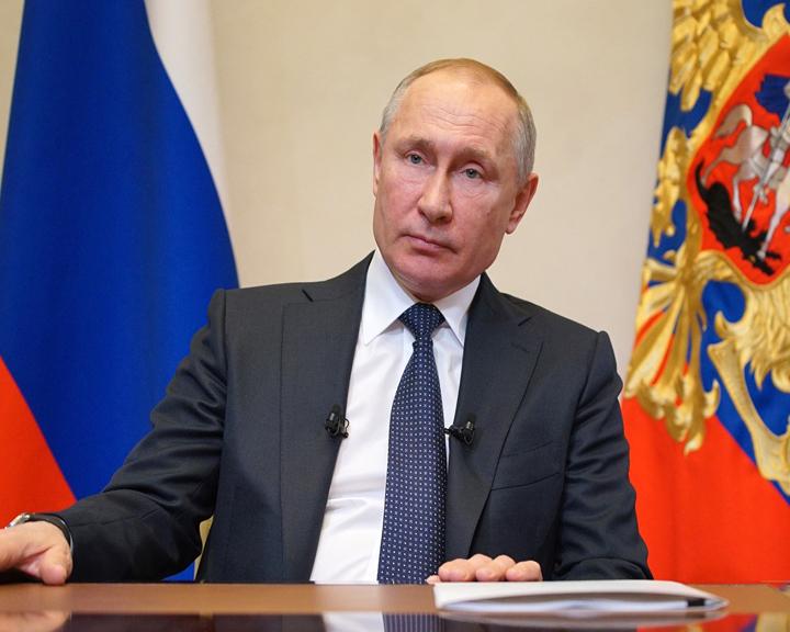 Обращение Президента: весь апрель объявлен нерабочим