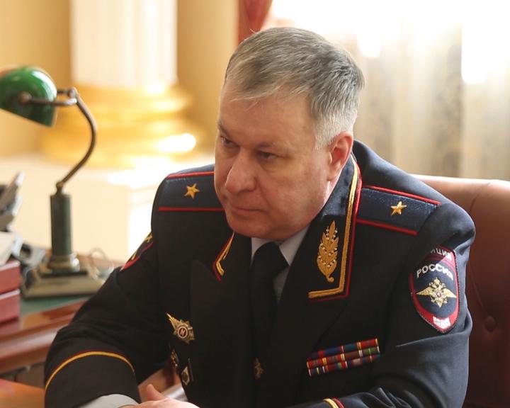 Начальник УМВД Амурской области Константин Носков прибыл в Благовещенск