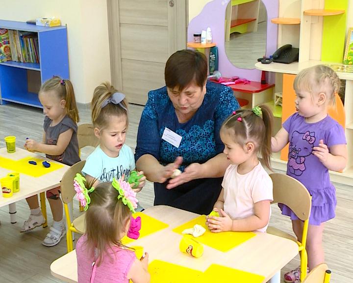 В дошкольных учреждениях Приамурья организуют малокомплектные дежурные группы
