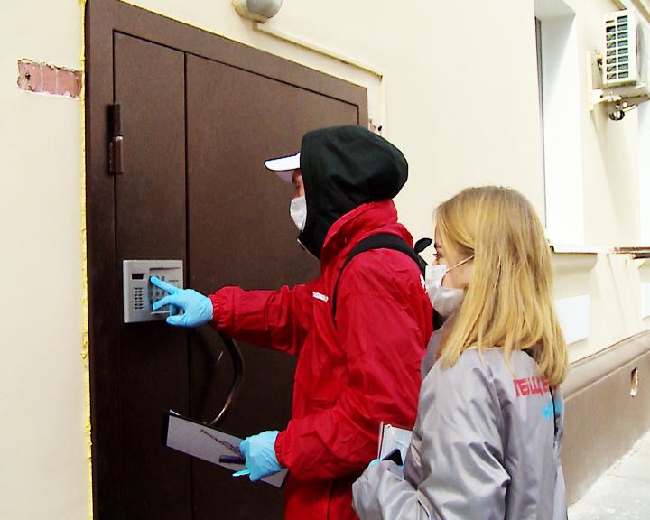 Амурские волонтеры будут выезжать по одному адресу только раз в неделю