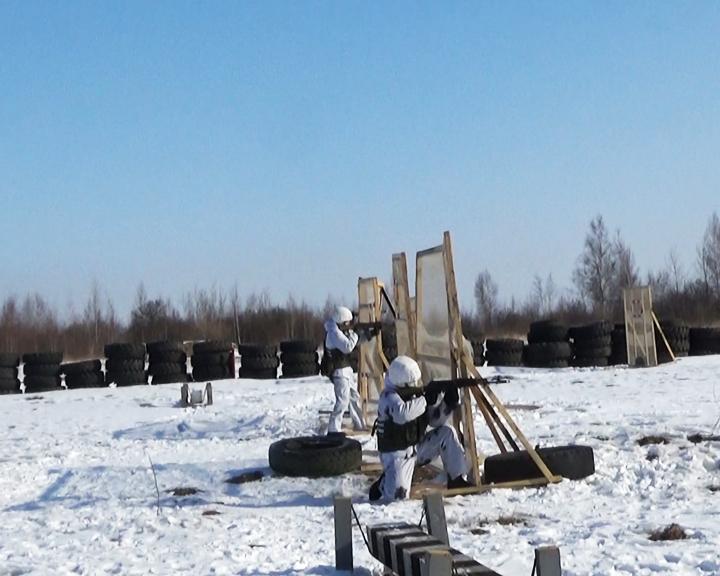 На Дальнем Востоке созданы специальные тренировочные комплексы для занятий по армейской тактической стрельбе