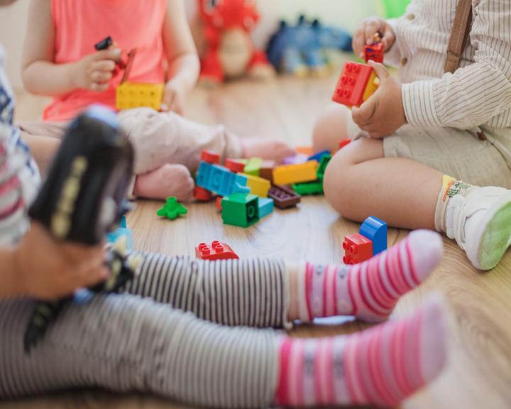 Дежурные группы в детсадах Приамурья посещают всего около 200 ребят