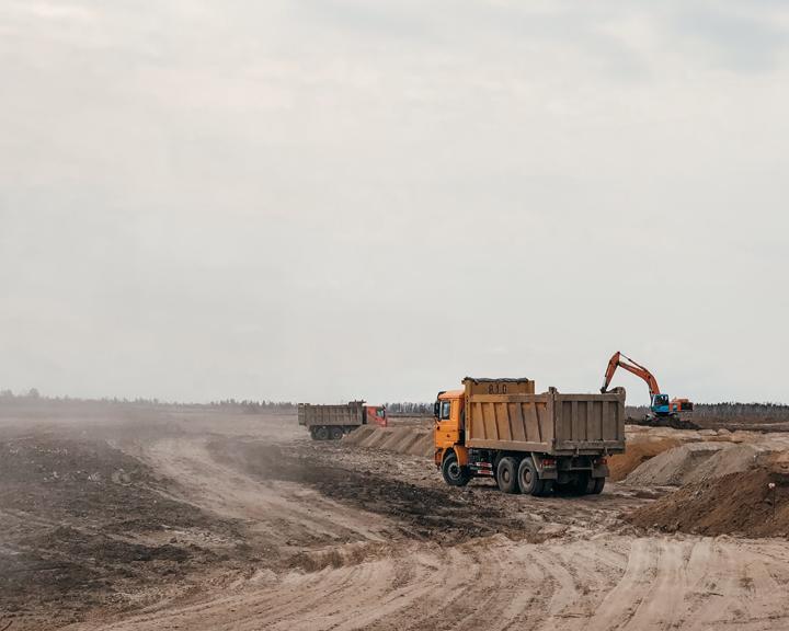 Строительство новой взлётно-посадочной полосы в аэропорту Благовещенска идёт по графику