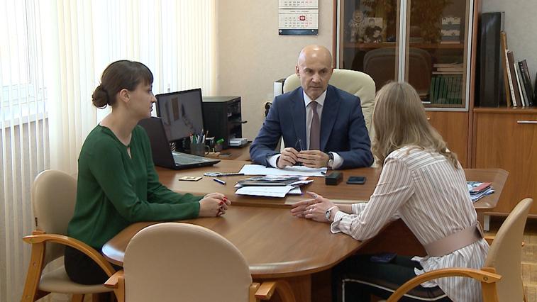 Андрей Плутенко утверждён в должности ректора Амурского государственного университета