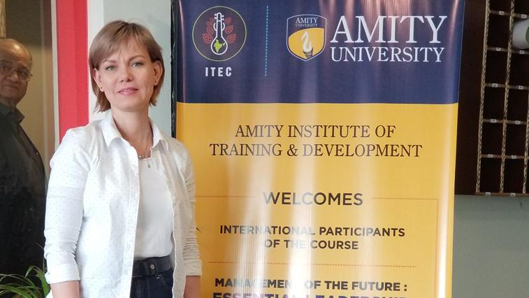 Сотрудник АмГУ приняла участие в индийской Программе технического и экономического сотрудничества