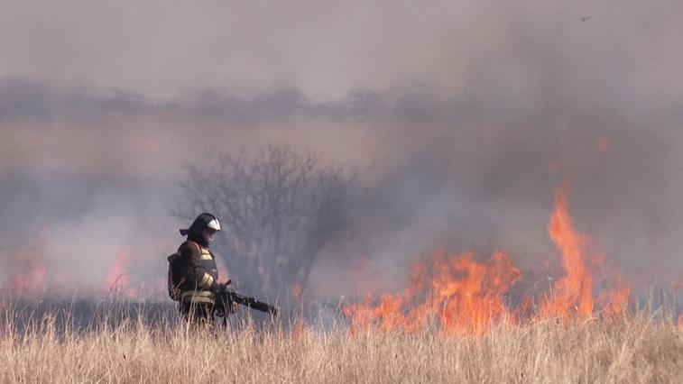 Сезон огня: На территории Магдагачинского района ввели особый противопожарный режим