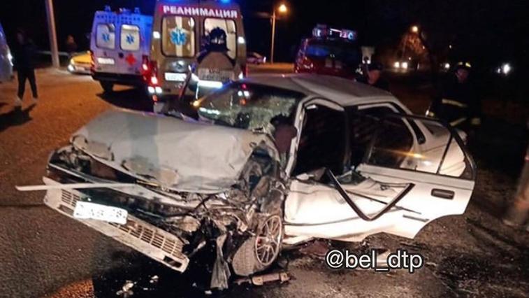 Жесткое ДТП в Белогорске: один человек погиб, пятеро пострадали, возбуждено уголовное дело