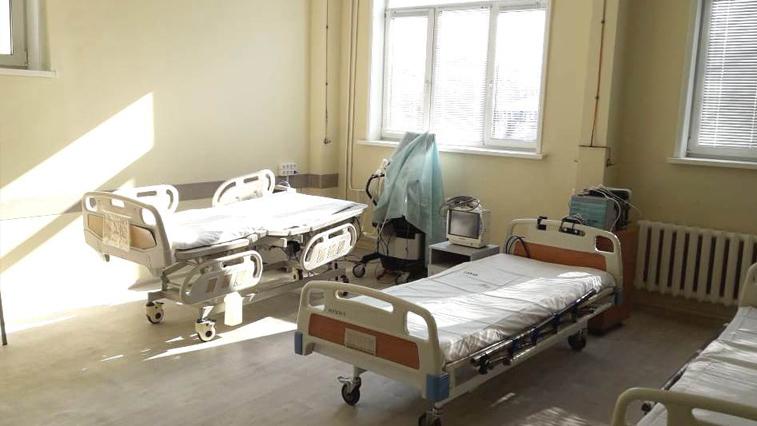 Ремонт реанимации в горбольнице Благовещенска завершен, отделение полностью готово к работе