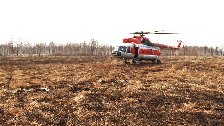 Дело храбрых: Амурские пожарные отправились спасать север от огня