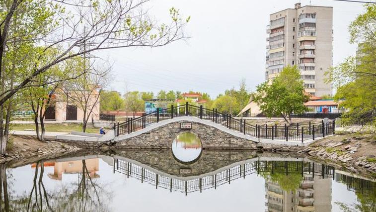 Парк Дружбы в Благовещенске закрыли для прогулок