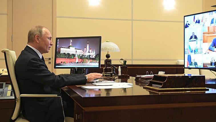 В. Путин: необходимы дополнительные меры поддержки бизнеса
