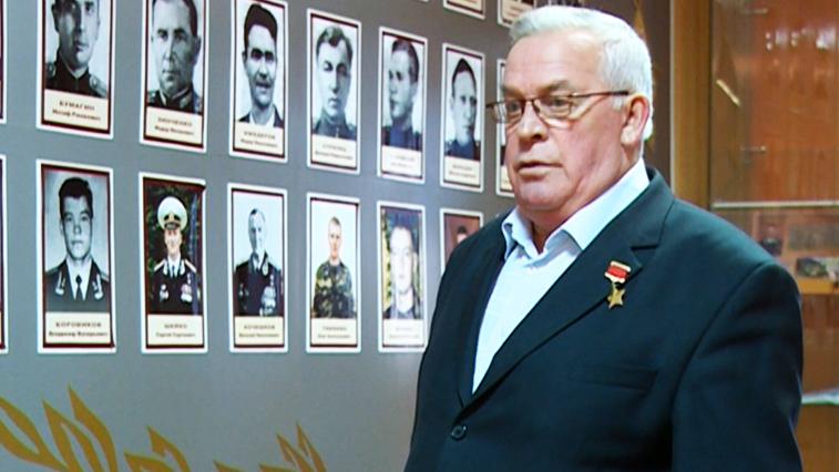 Они берут с него пример: Амурскому кадетскому корпусу присвоено имя генерал-майора Юрия Кузнецова