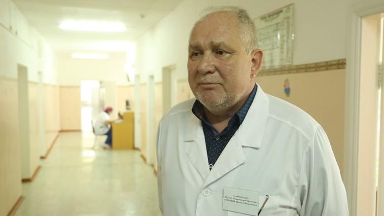 Главврача Белогорской больницы отстранили от должности