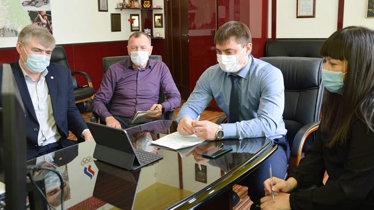 В Приамурье прошла первая рабочая группа по созданию врачебно-физкультурного диспансера