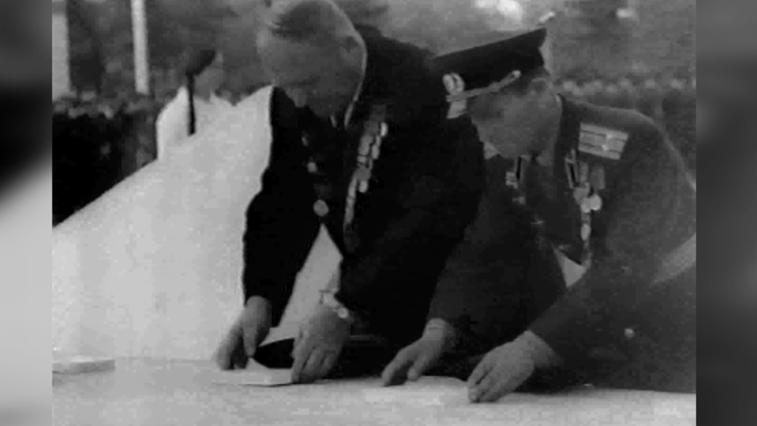 Как отмечали День Великой Победы в Благовещенске в эпоху 60-70-х годов