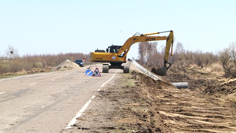 Ремонт дорог: Приамурье получит больше 300 млн рублей на ликвидацию последствий прошлогоднего паводка