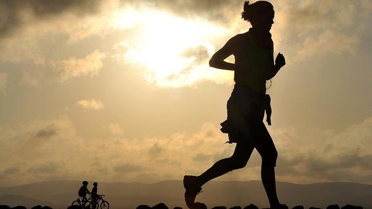 К благовещенскому флэшмобу «Победные километры» подключились участники из других городов и стран