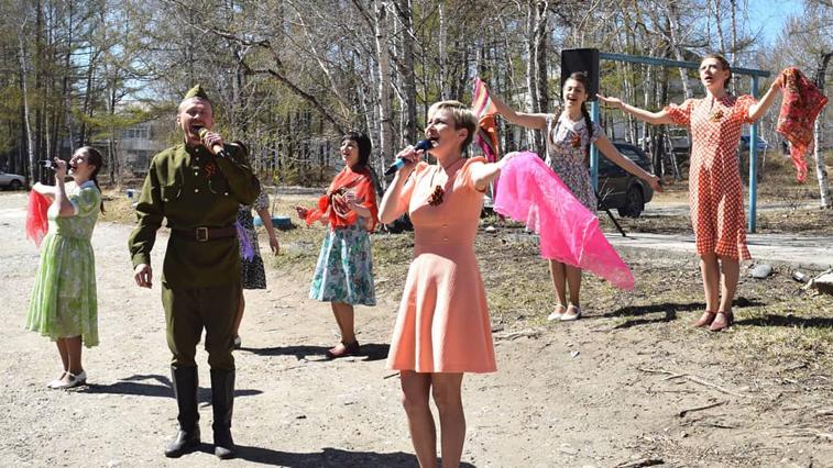 Как Приамурье будет праздновать День Победы: Расписание мероприятий на 9 мая