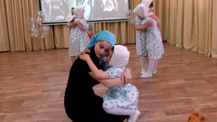 Благодарность не знает расстояний: Малыши из Ярославской области поздравили амурских ветеранов