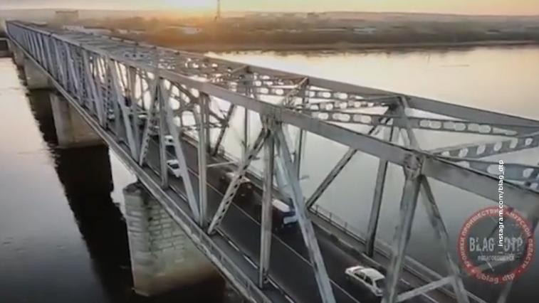 Авторов ещё одного фейкового видео о мосте через Зею привлекут к ответственности