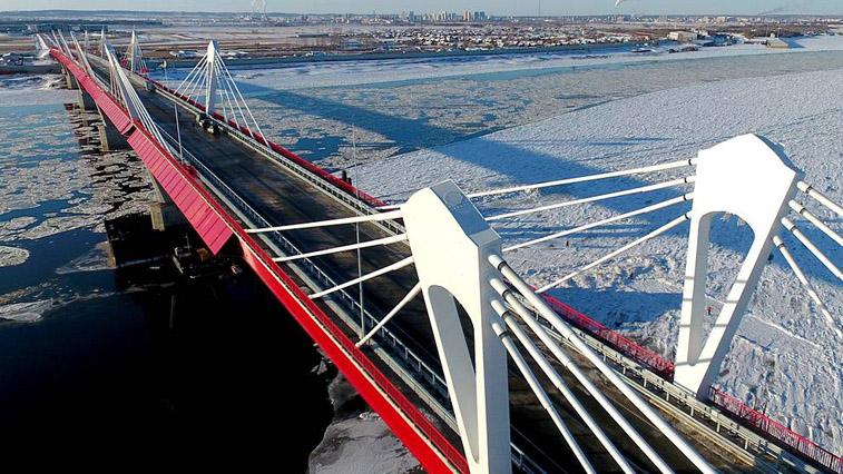 Трансграничный мост через Амур разрешили ввести в эксплуатацию