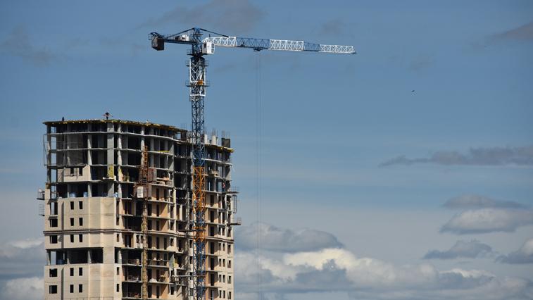 В Приамурье значительно увеличились объемы жилищного строительства