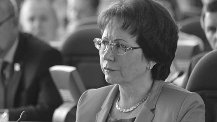 Ушла из жизни депутат Законодательного Собрания Приамурья Татьяна Фарафонтова