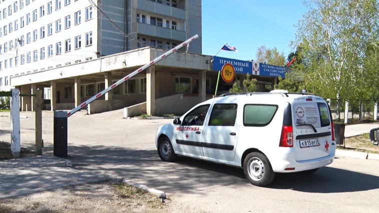 В Благовещенске заработала служба для доставки людей из медицинских палат домой