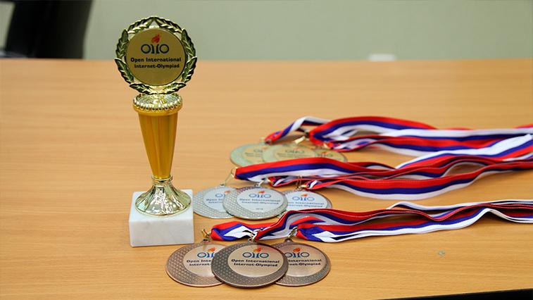 Первокурсник АмГУ завоевал 2 серебряные медали Открытых международных студенческих интернет-олимпиад