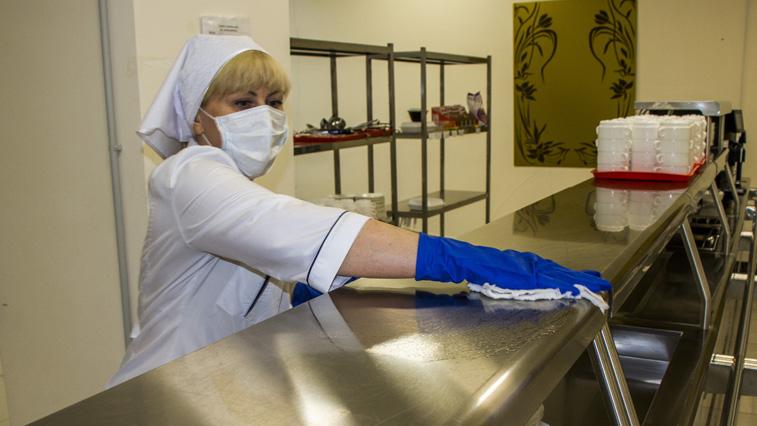 На Восточном усилили противокоронавирусные меры