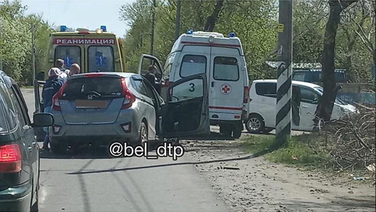 В жестком ДТП в Белогорске погибла женщина