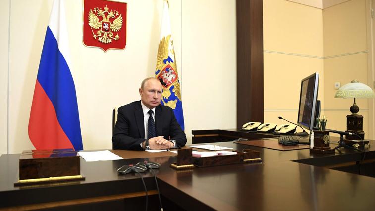 Сбои возможны, но реагировать нужно мгновенно: В. Путин провел совещание по мерам поддержки