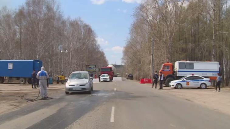 Злостного алиментщика задержали на КПП при въезде в Свободный