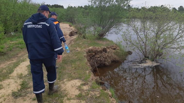 Подростка, пропавшего на р. Томь, второй день ищут спасатели