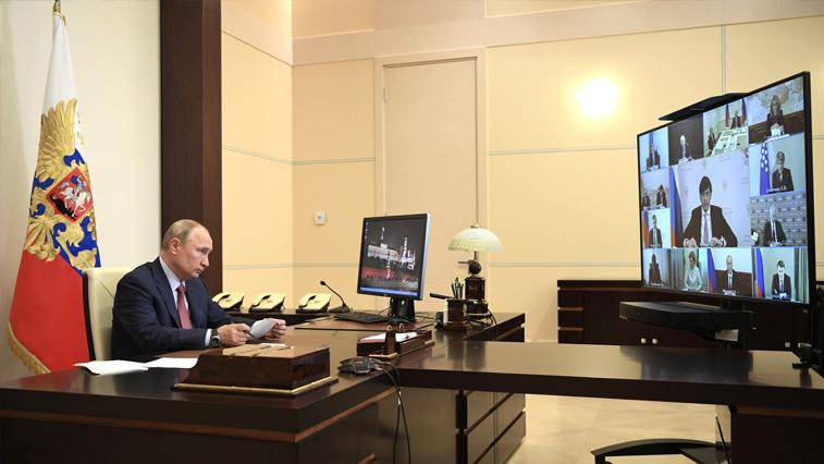 Путин: ЕГЭ стартует по всей стране 29 июня. Аттестовать будут только желающих