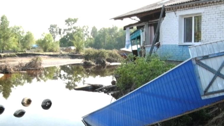 620 прошлогодних амурских подтопленцев получили деньги на покупку или ремонт жилья