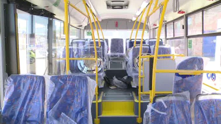 Два новых автобуса поступили в благовещенскую автоколонну
