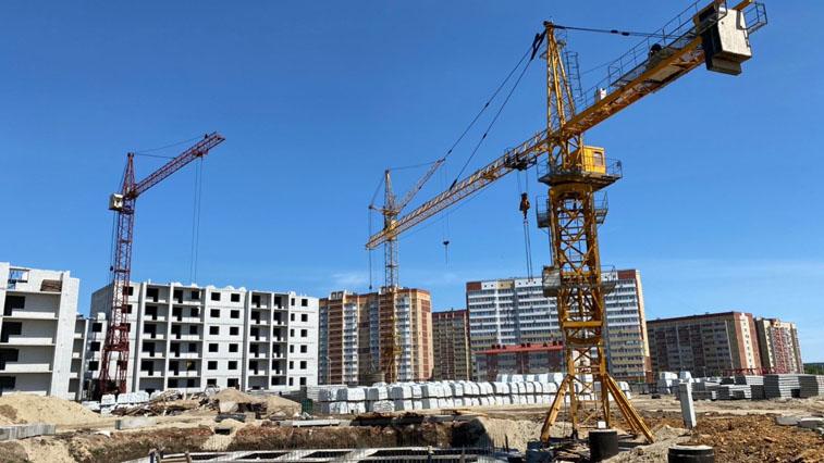 Амурские застройщики не справляются с увеличением спроса на жилье