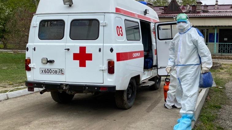 Благовещенск и Свободный лидируют по распространению коронавируса