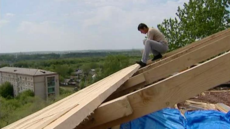 Около 100 домов капитально отремонтировали в Амурской области с начала года