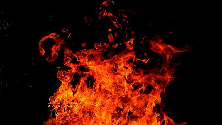 В здании администрации города Сковородино произошел пожар