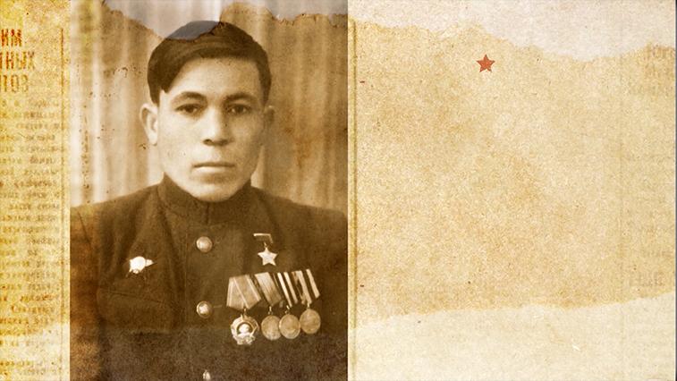 «Спасибо за мир!»: Куницын Пётр Николаевич 1921 г.р., лейтенант