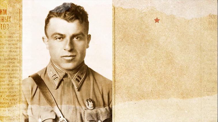 «Спасибо за мир!»: Калараш Дмитрий Леонтьевич 1911 г.р., подполковник