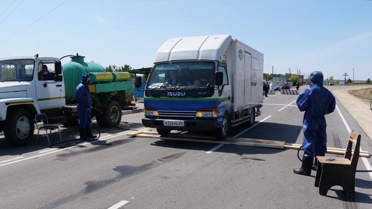 Въезд в Шимановск откроют, а Свободный останется закрытым еще на две недели