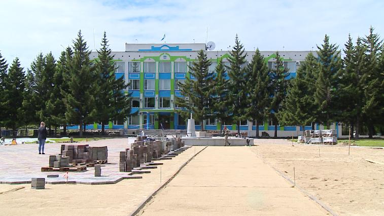 Парад Победы в Белогорске пройдет на обновленной площади