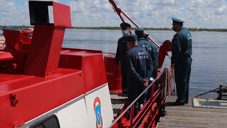 Амурские спасатели готовы оказывать помощь на реках и озерах