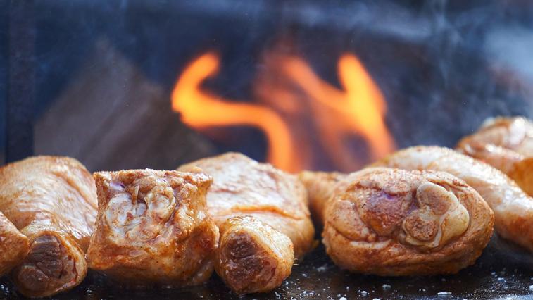 Забытая на плите курица стала причиной пожара в Февральске