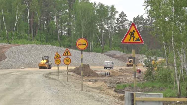 Еще один участок дороги Благовещенск-Свободный сдадут в эксплуатацию осенью