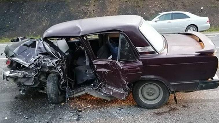 В жестком ДТП в Сковородинском районе погиб водитель