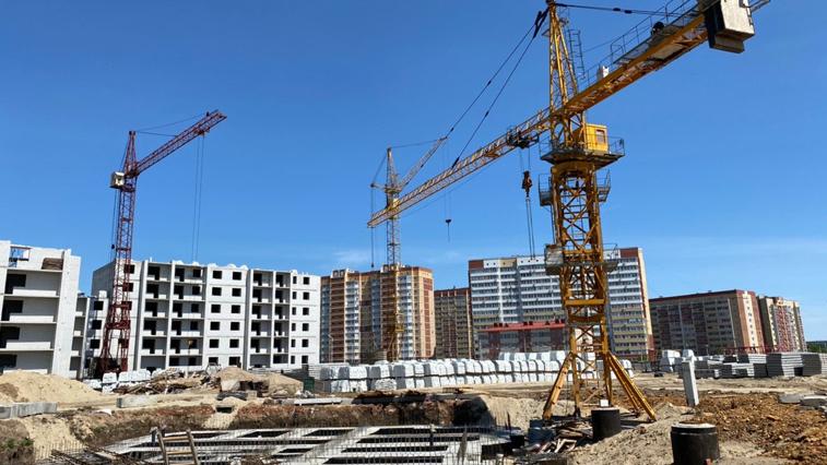 37 тысяч кв. метров жилья ввели в эксплуатацию в Приамурье в первые 4 месяца года
